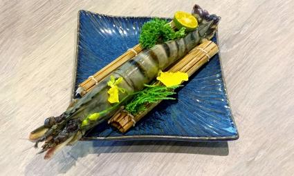 巨無霸大草蝦