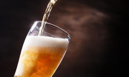 ASAHI生啤酒